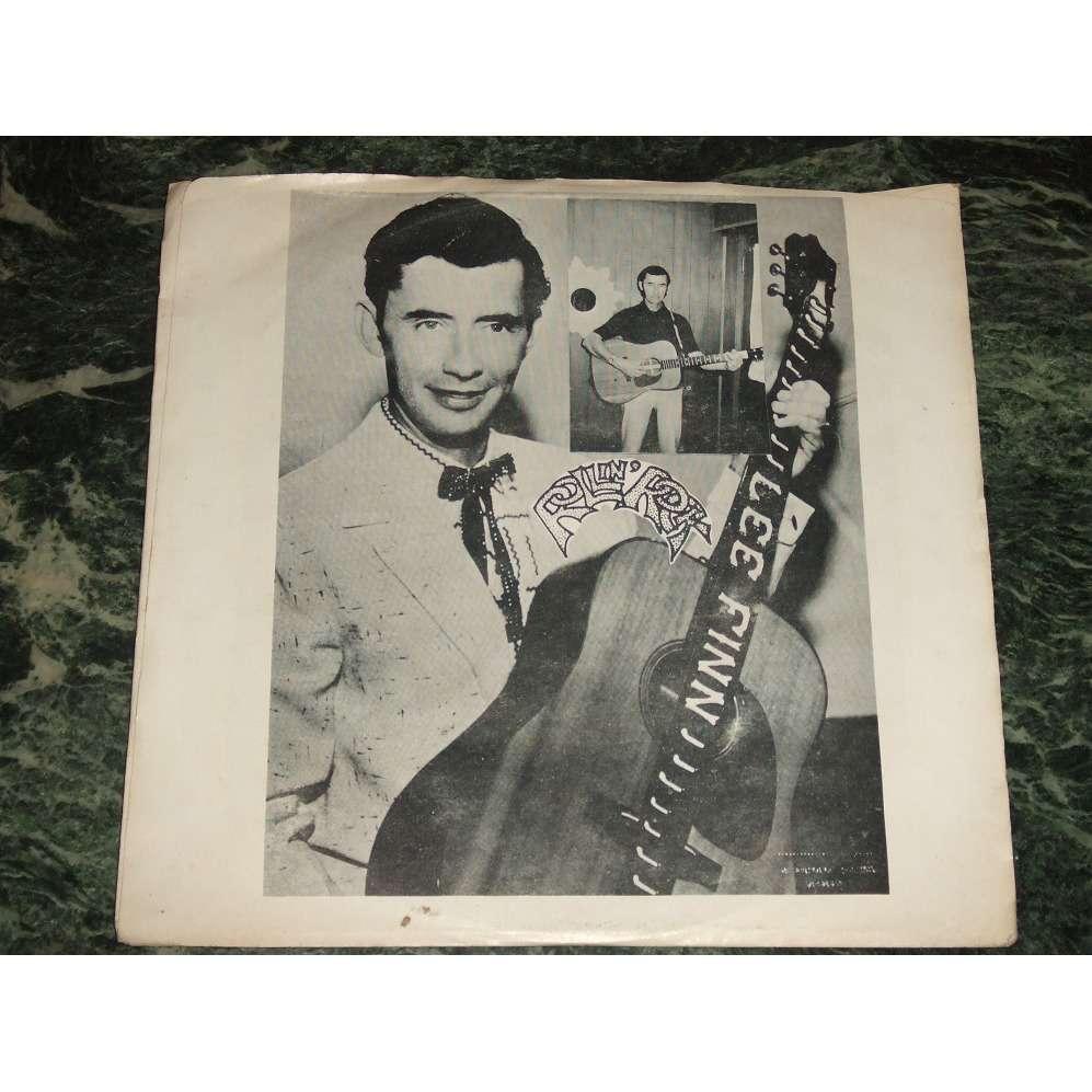 Lee Finn And His Rhythm Men Cat All Night +3