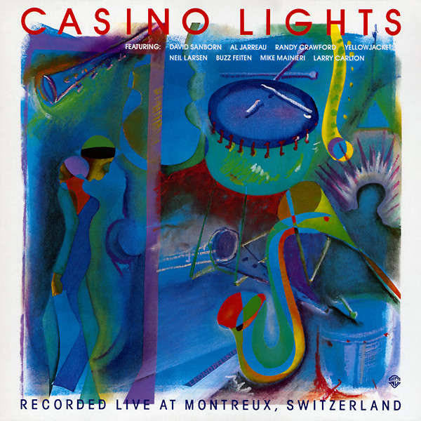 Casino Lights - Recorded Live At Montreux, Switzer Casino Lights - Recorded Live At Montreux, Switzerland