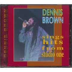 dennis brown sings hits from studio one