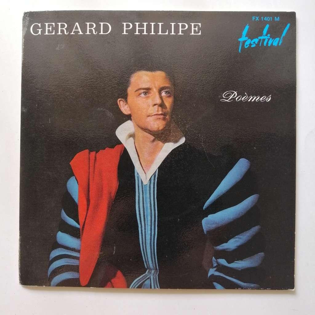 Gérard PHILIPE POEMES