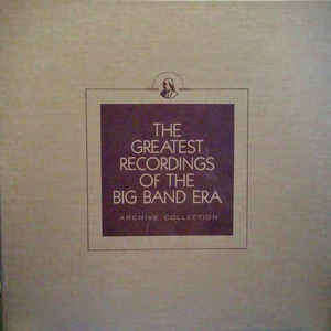 Stan Kenton And His Orchestra... The Greatest Recordings Of The Big Band Era 37/38 2lp Red Vinyl With Booklet