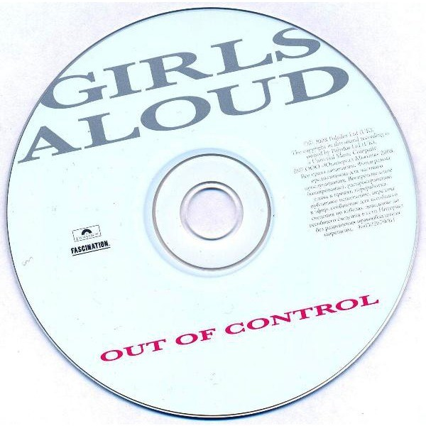 Girls Aloud Out of Control