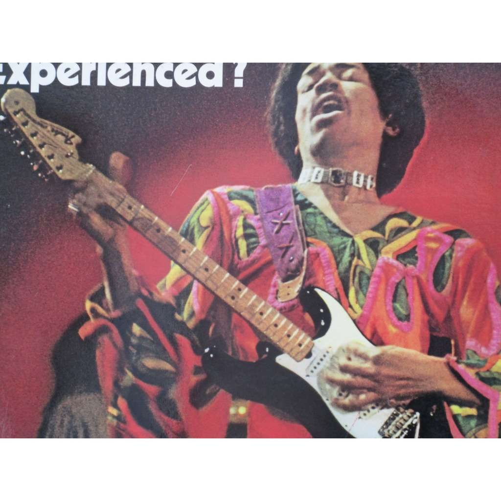 HENDRIX Jimi EXPERIENCE Are You Experienced (re)