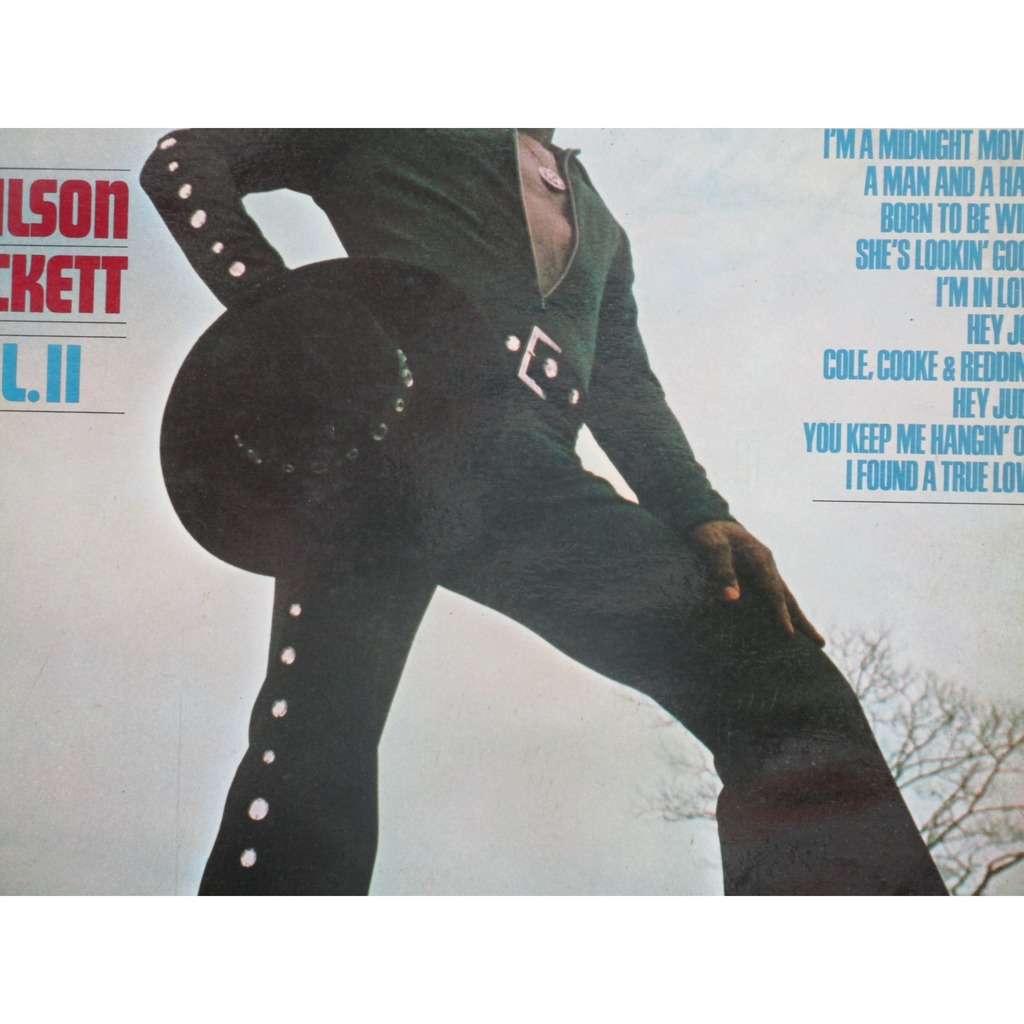 Wilson Pickett The Best Of Wilson Pickett Vol.II