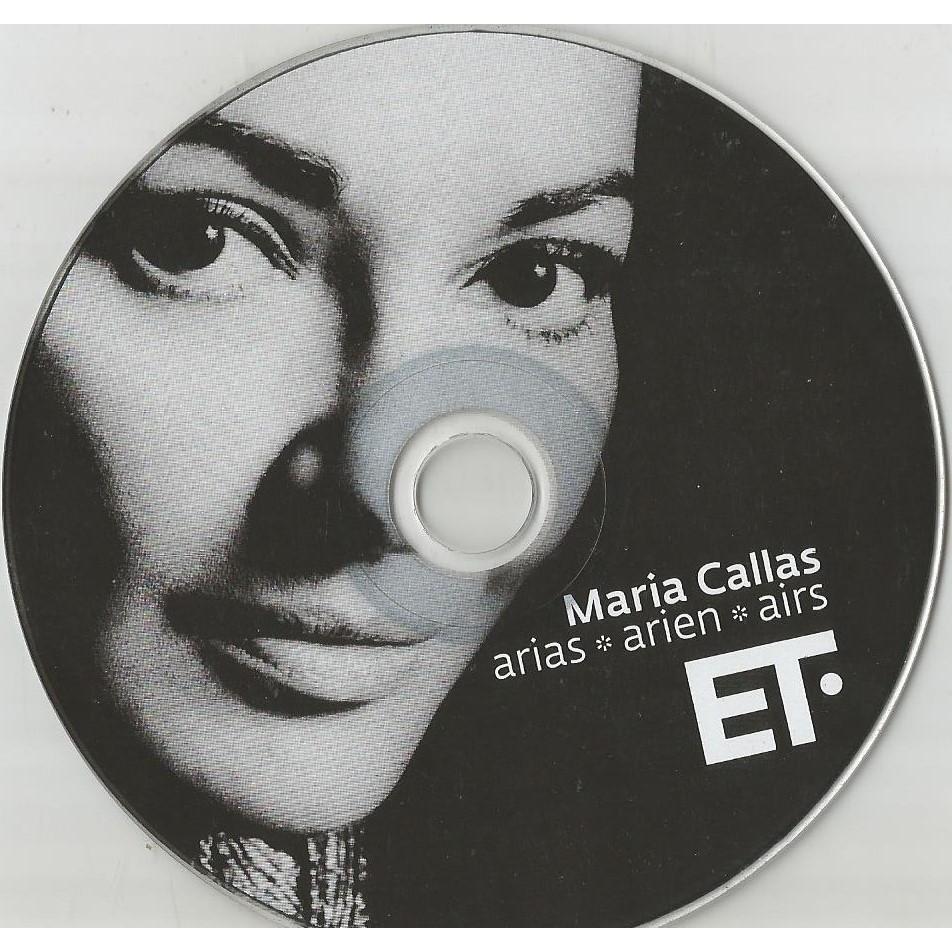 Maria Callas / Puccini arias*arien*airs