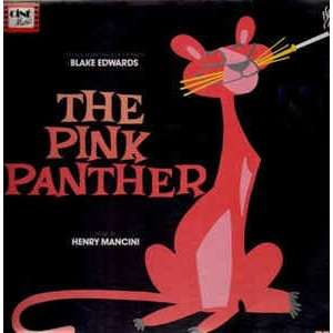 PINK PANTHER The The Pink Panther _BO_ Henry Mancini