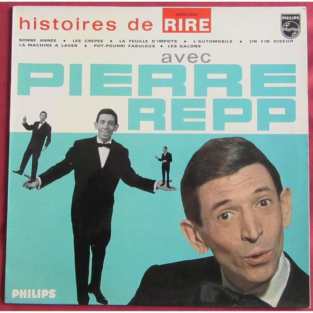 REPP Pierre Histoires de rire avec Pierre Rep 1ère éd.
