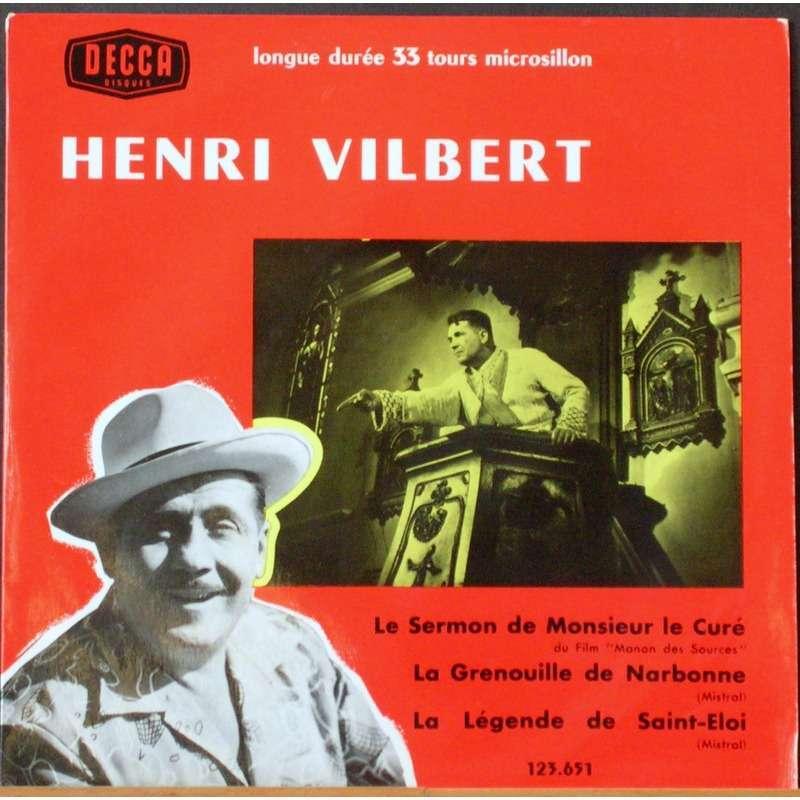 VILBERT Henri Le sermon de Monsieur Le Curé