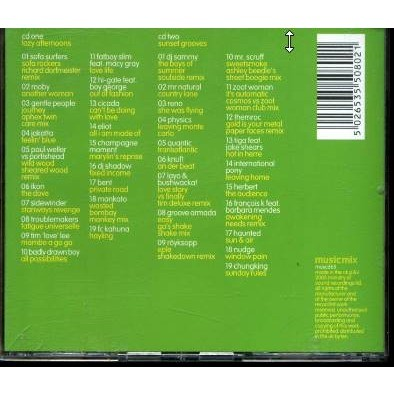 Ministry of Sound Chillout Session Summer Collection 2003