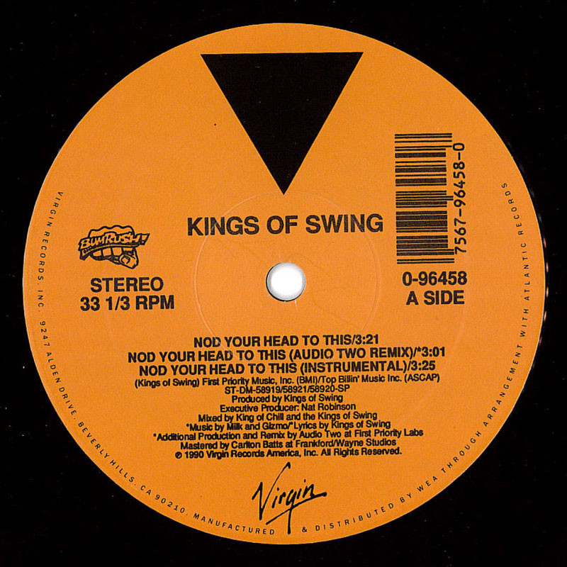 Kings Of Swing Nod Your Head To This / Go Cocoa!