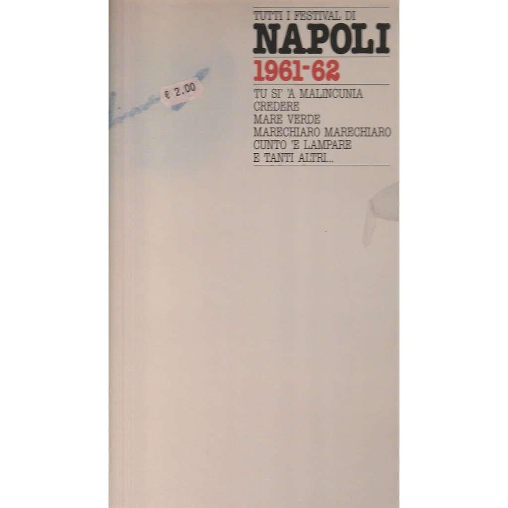 Gloria Christian Aurelio Fierro Claudio Villa jo tutti i festival di Napoli 1961/2