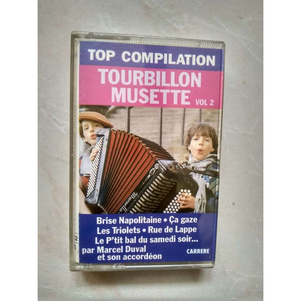 top compilation tourbillon musette vol 2