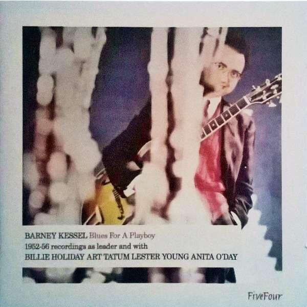 BARNEY KESSEL Blues For A Playboy (20 Tracks)