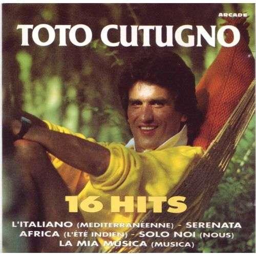 Toto Cutugno 16 Hits (STILL SEALED)