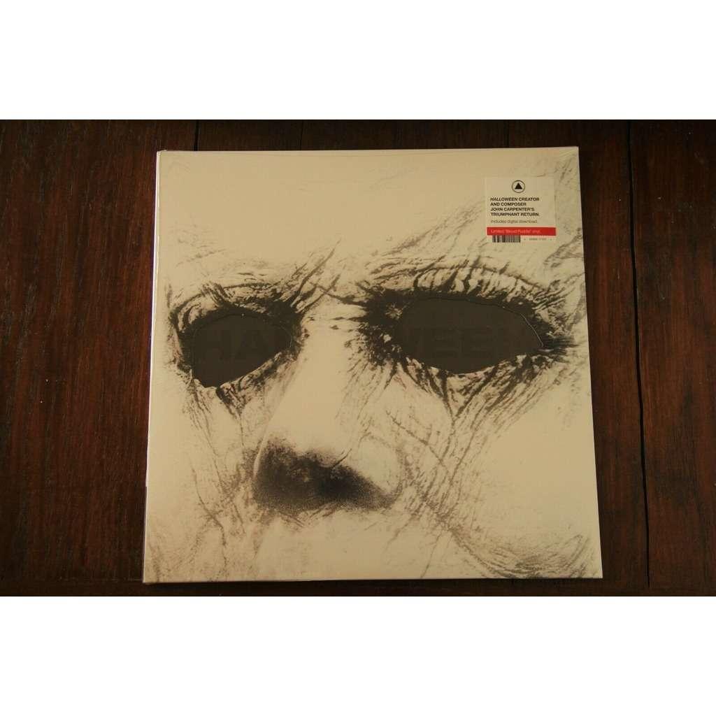 john carpenter HALLOWEEN (Blood Puddle Art Edition)