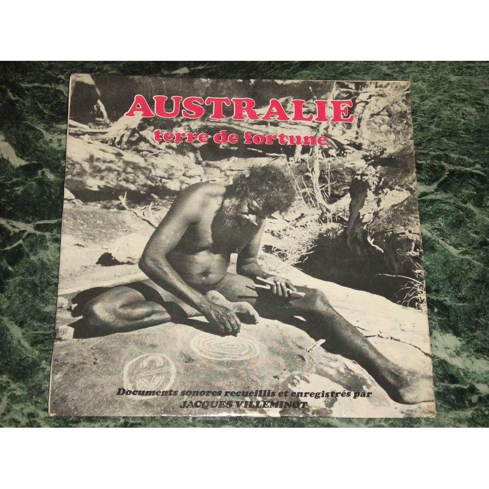 Australian Aborigines Australie Terre De Fortune