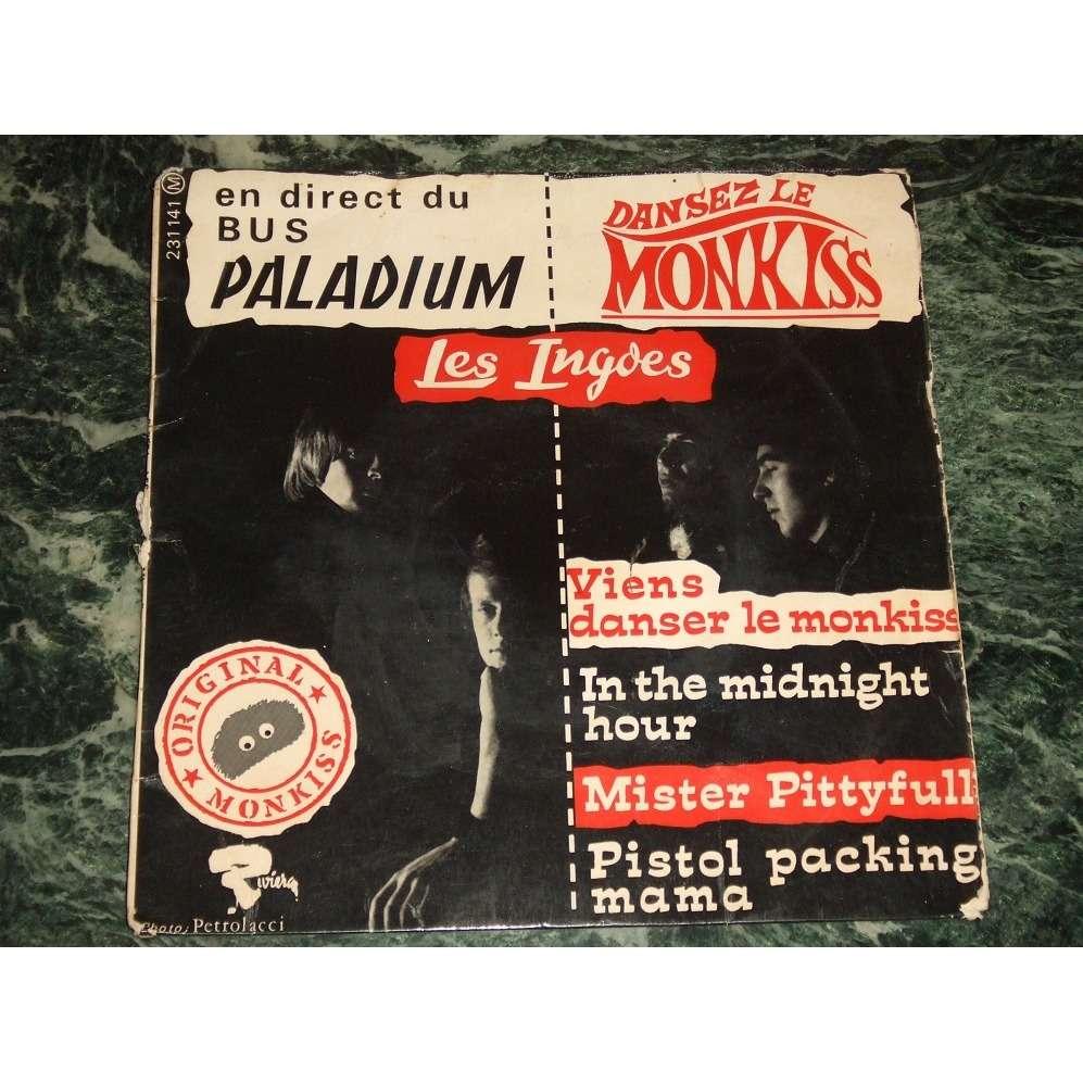 Les Ingoes Viens Danser Le Monkiss +3