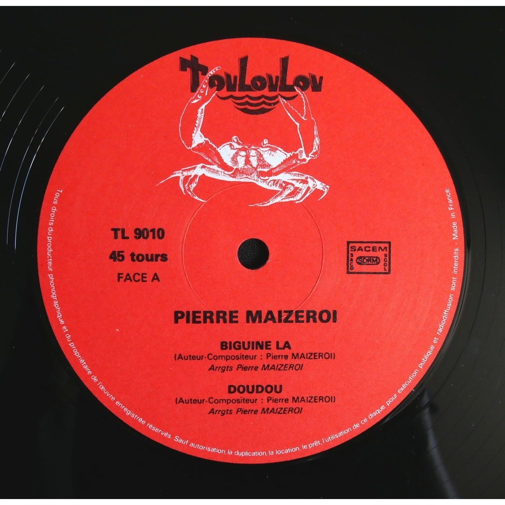 Pierre Maizeroi Biguine La