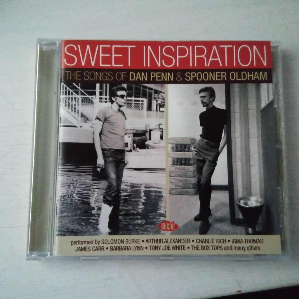 VARIOUS Sweet Inspiration - The Songs Of Dan Penn & Spooner Oldham