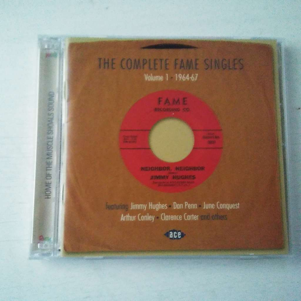 VARIOUS The Complete Fame Singles Volume 1 1964-67
