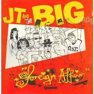 JT & The Big Family Foreign Affair / Mad World