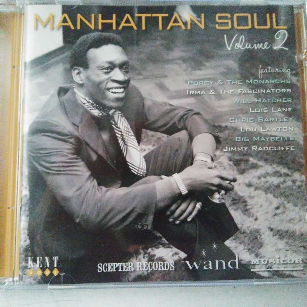 VARIOUS Manhattan Soul Volume 2