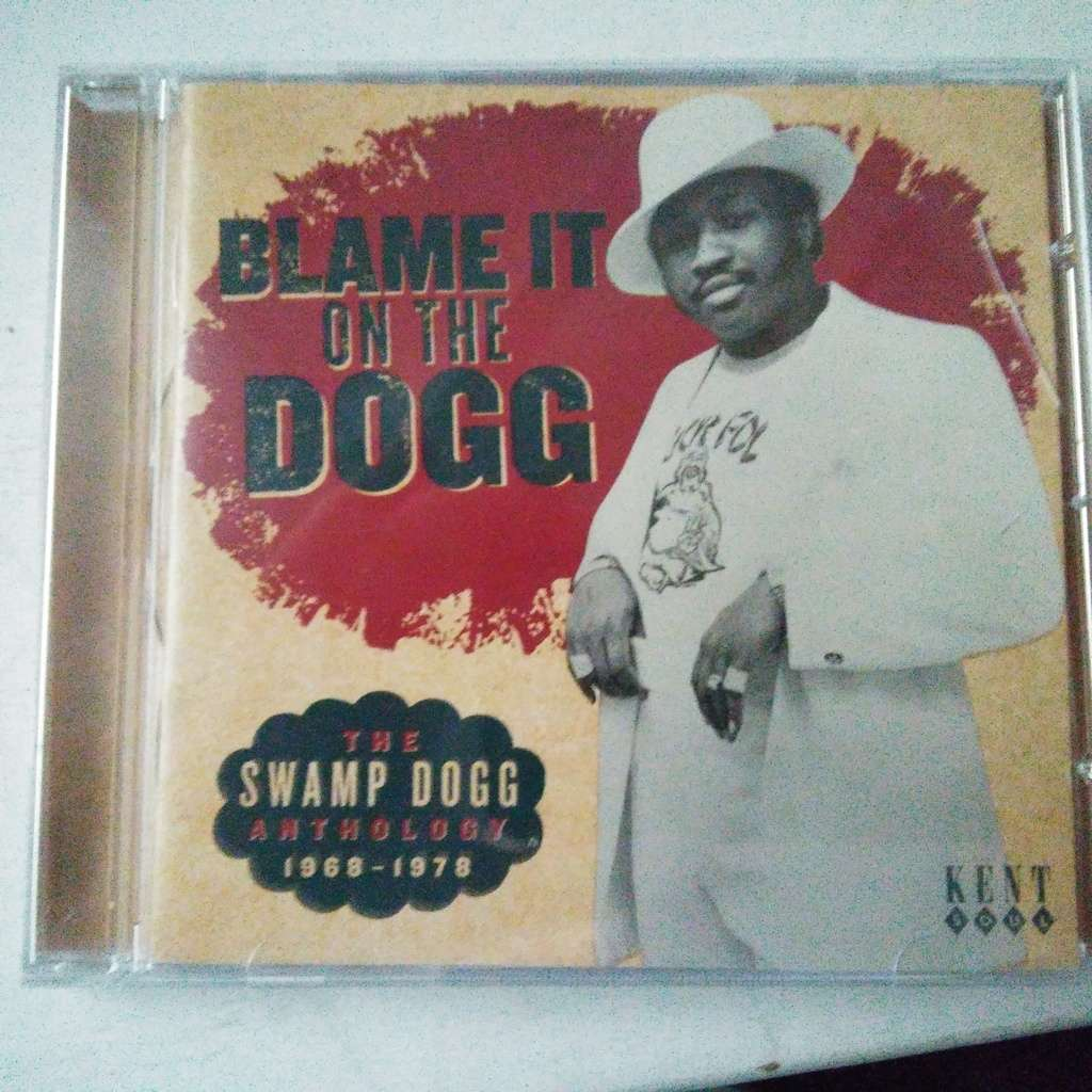 VARIOUS Blame It On The Dogg - The Swamp Dogg Anthology 1968-1978