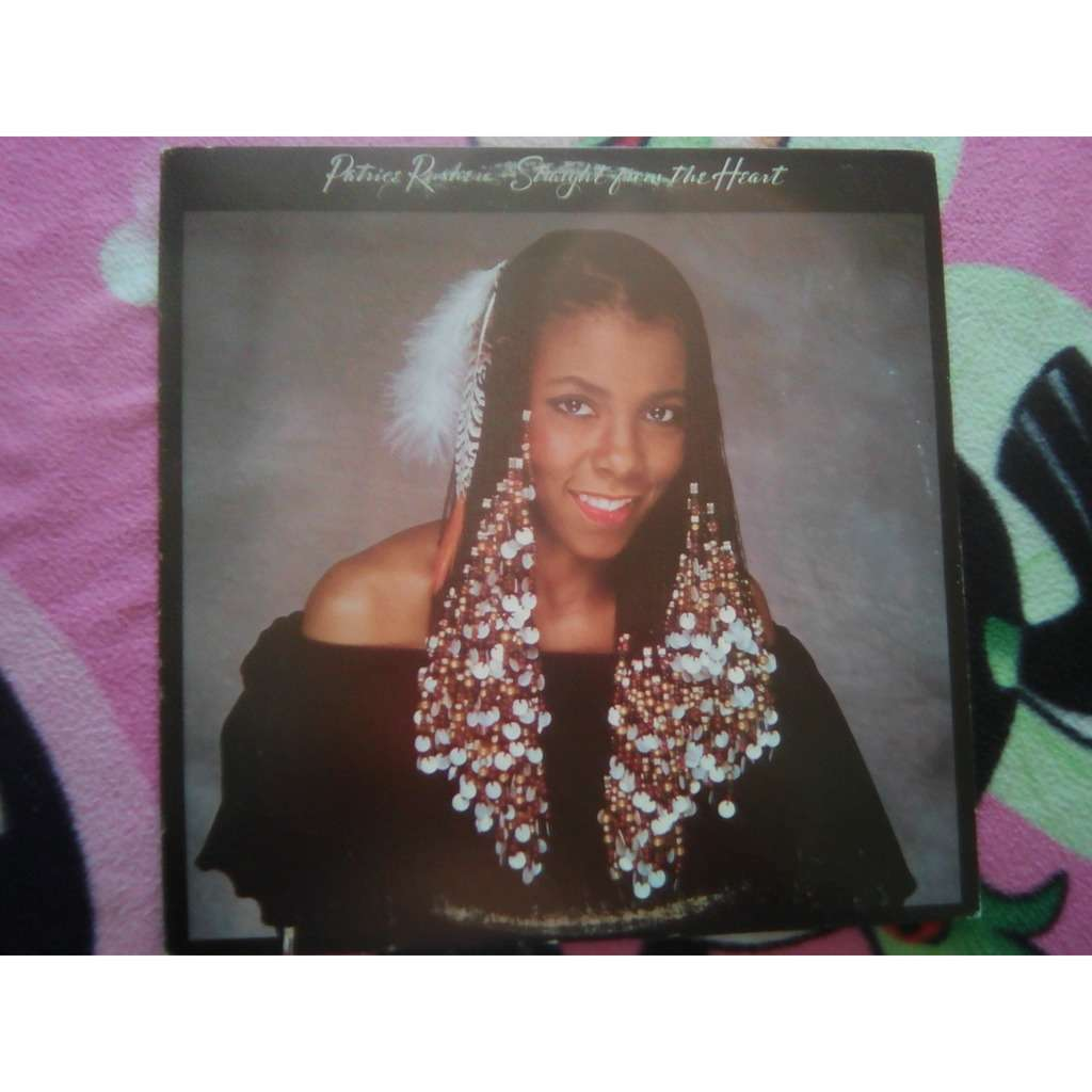 Patrice Rushen - Straight From The Heart Patrice Rushen - Straight From The Heart