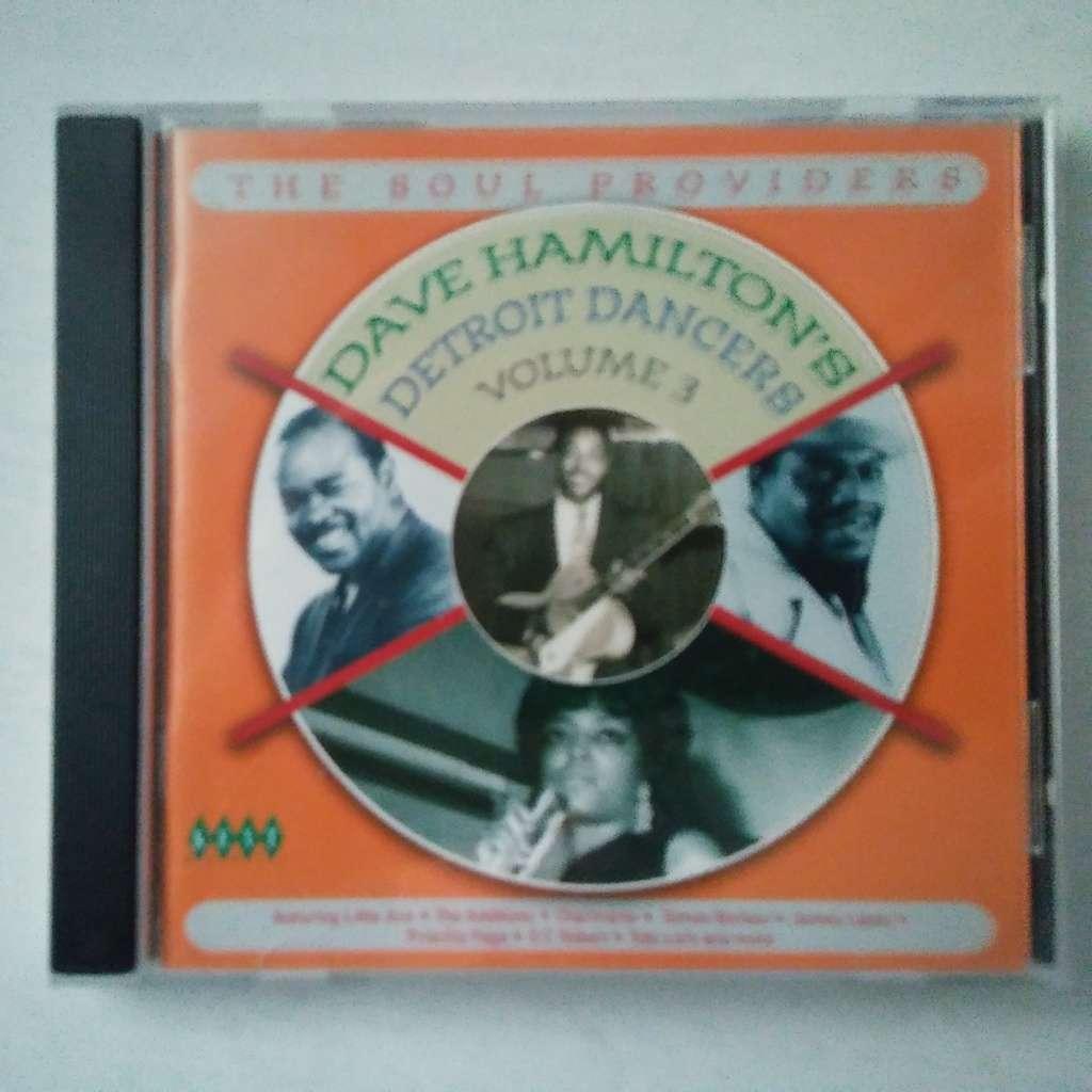 VARIOUS Dave Hamilton's Detroit Dancers Volume 3
