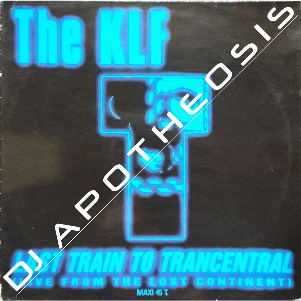 KLF Last train to Trancentral (Live from the lost continent)