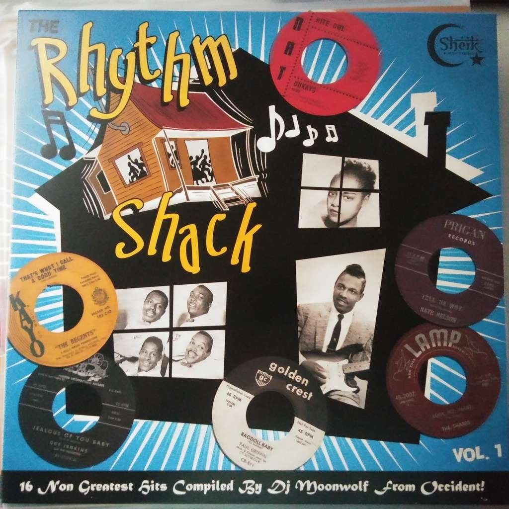 VARIOUS The Rhythm Shack Vol. 1