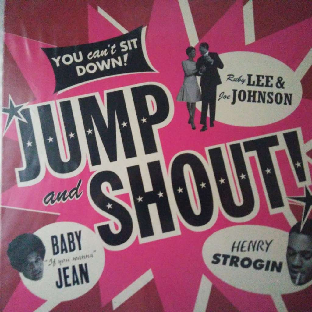 VARIOUS Jump And Shout!