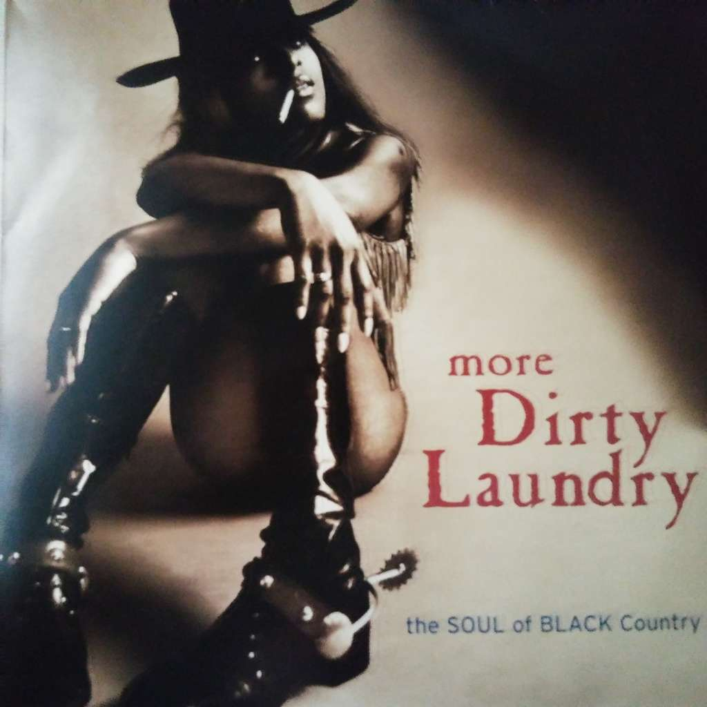 VARIOUS More Dirty Laundry: The Soul Of Black Country