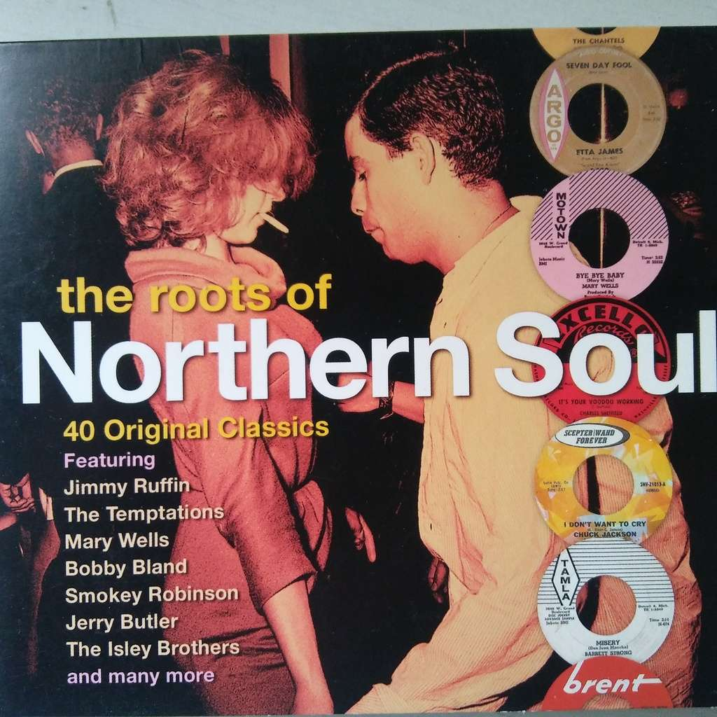 VARIOUS The Roots Of Northern Soul