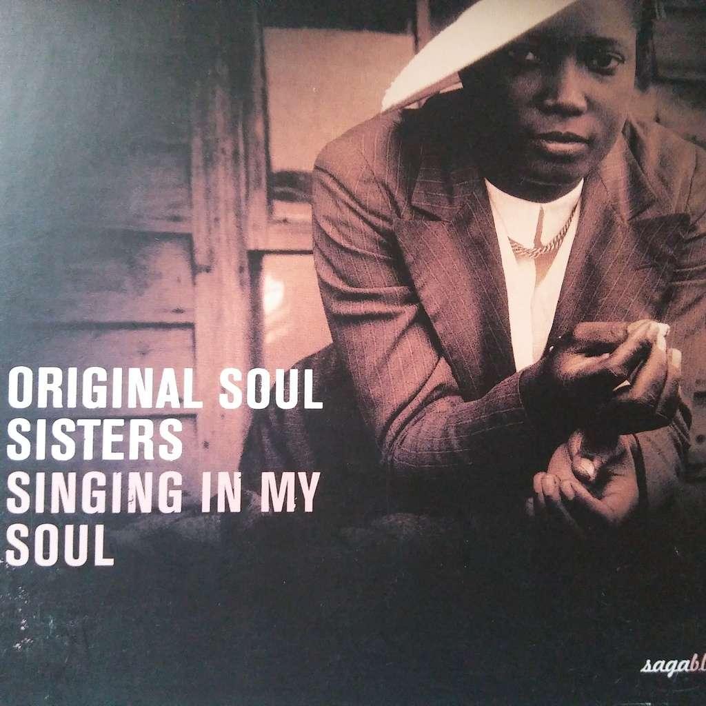 VARIOUS Original Soul Sisters - Singing In My Soul