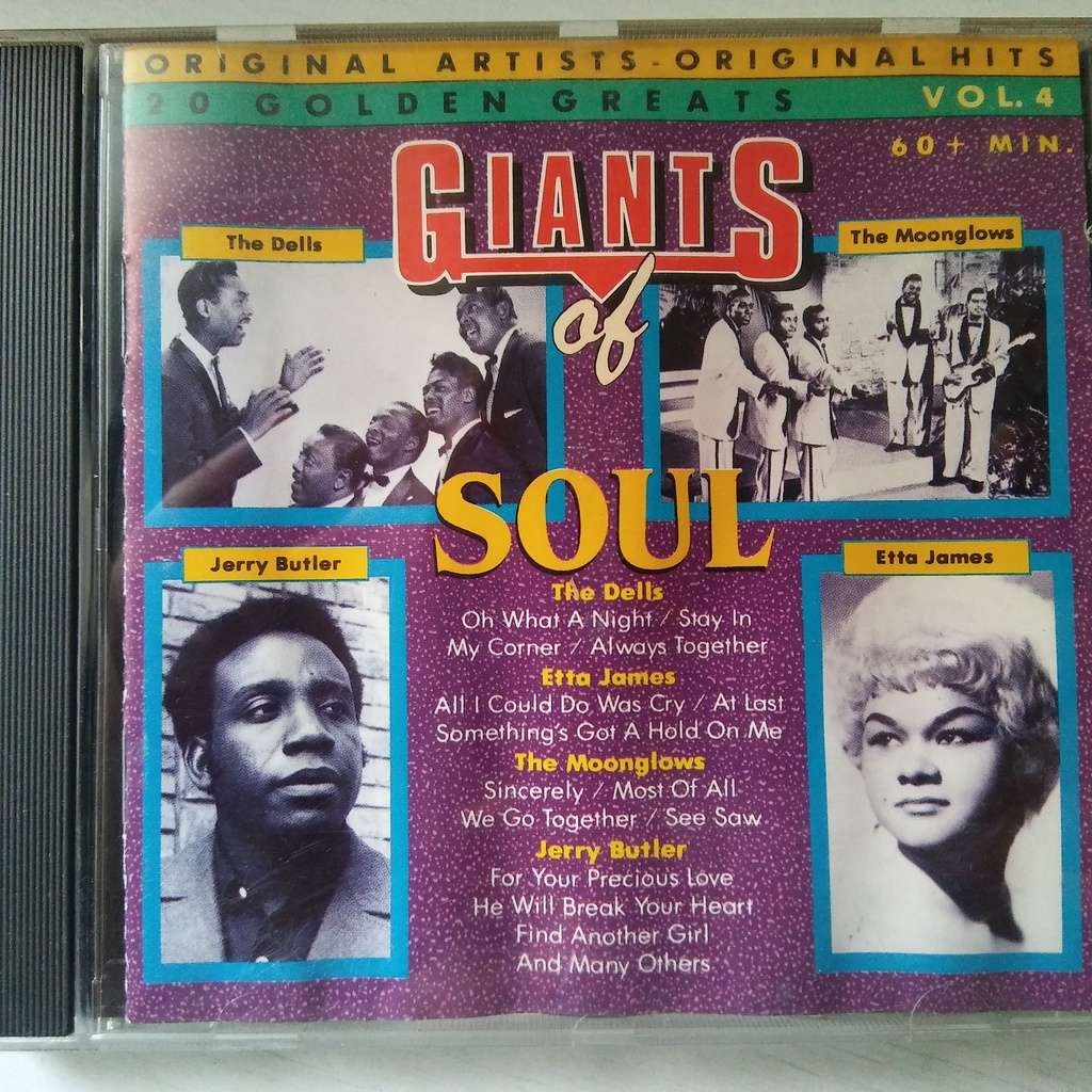 VARIOUS GIANTS OF SOUL