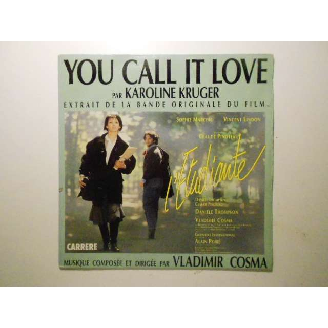 vladimir cosma / karoline kruger you call it love / rain forest
