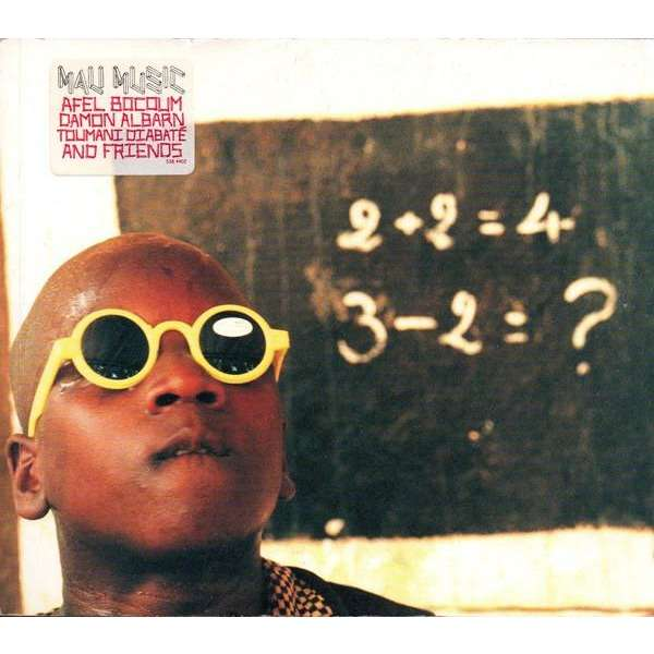 Toumani Diabaté, Afel Bocoum, Damon Albarn&friends Mali Music