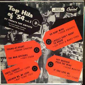 various top hits of '54 vol 1
