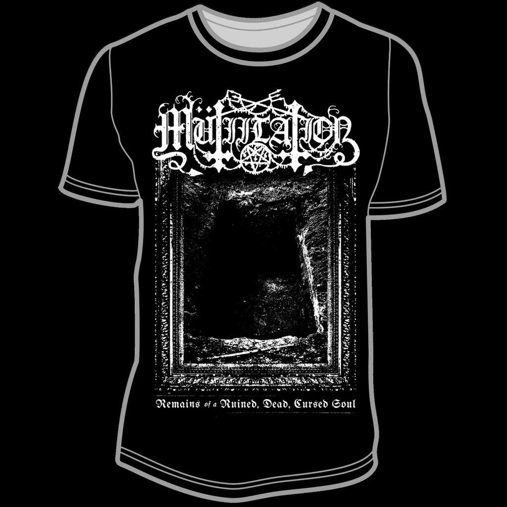 MUTIILATION Remains of a Ruined, Dead, Cursed Soul