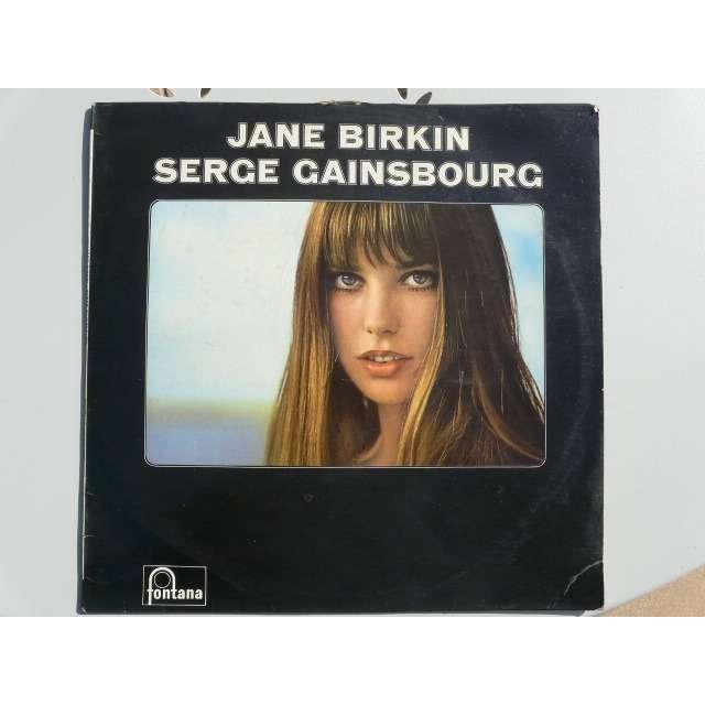 jane birkin & serge gainsbourg La chanson de slogan