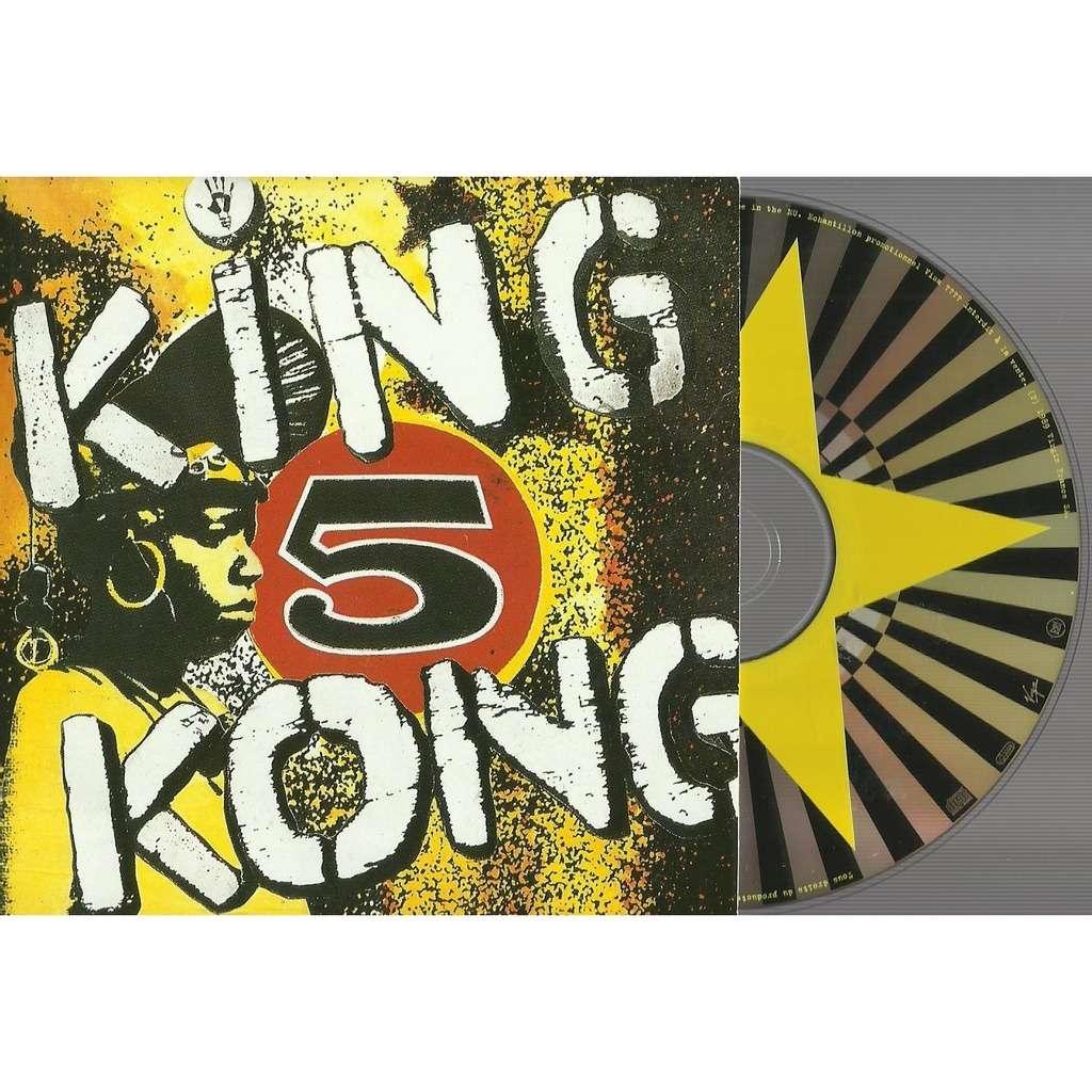 mano negra king kong 5