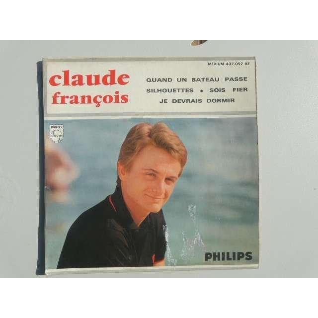 Claude Francois quand un bateau passe