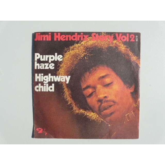 Hendrix Jimi purple haze