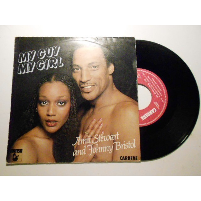 amii stewart and johnny bristol my guy my girl / now