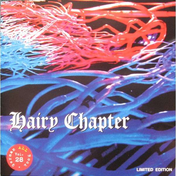 Hairy Chapter Can't Get Through / Eyes - (German rock series vol.28)