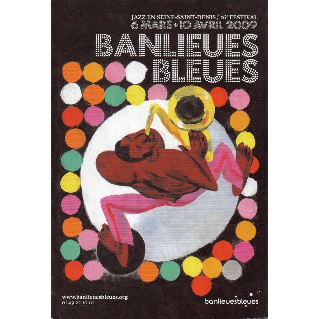 donald harrison, joshua redman, charles lloyd... programme festival banlieues bleues 2009