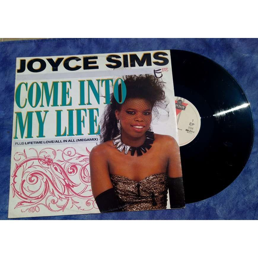 joyce sims come into my life
