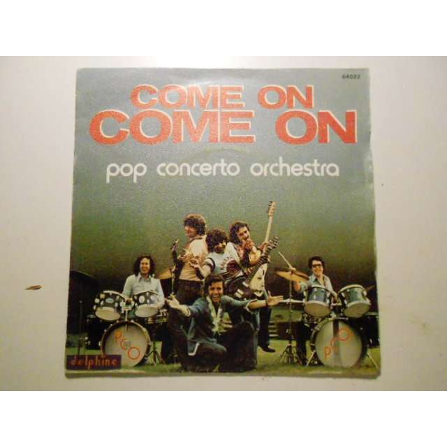 pop concerto orchestra come on come on / eden is a magic world