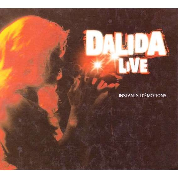 dalida live - instants d'émotions - canada edition